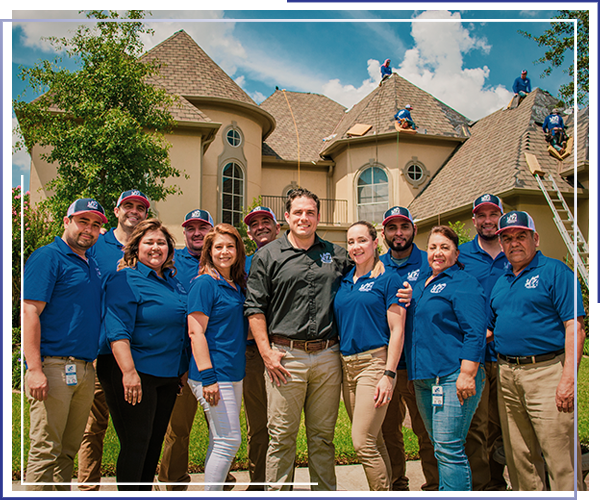 Trusted roofing contractors Houston, TX
