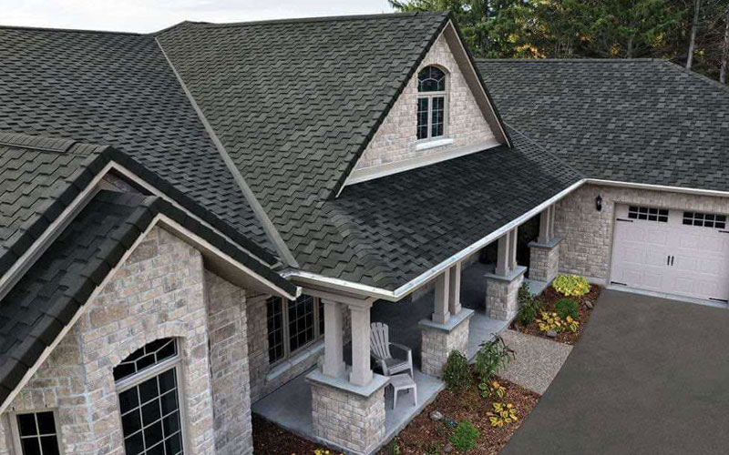 Asphalt Shingle roofing installation, repair, and replacement in Houston, TX