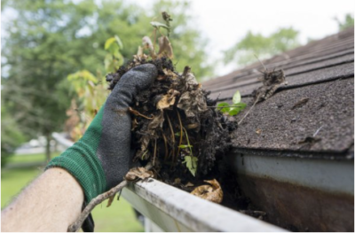 The Typical Cost Of A Gutter Replacement In Houston